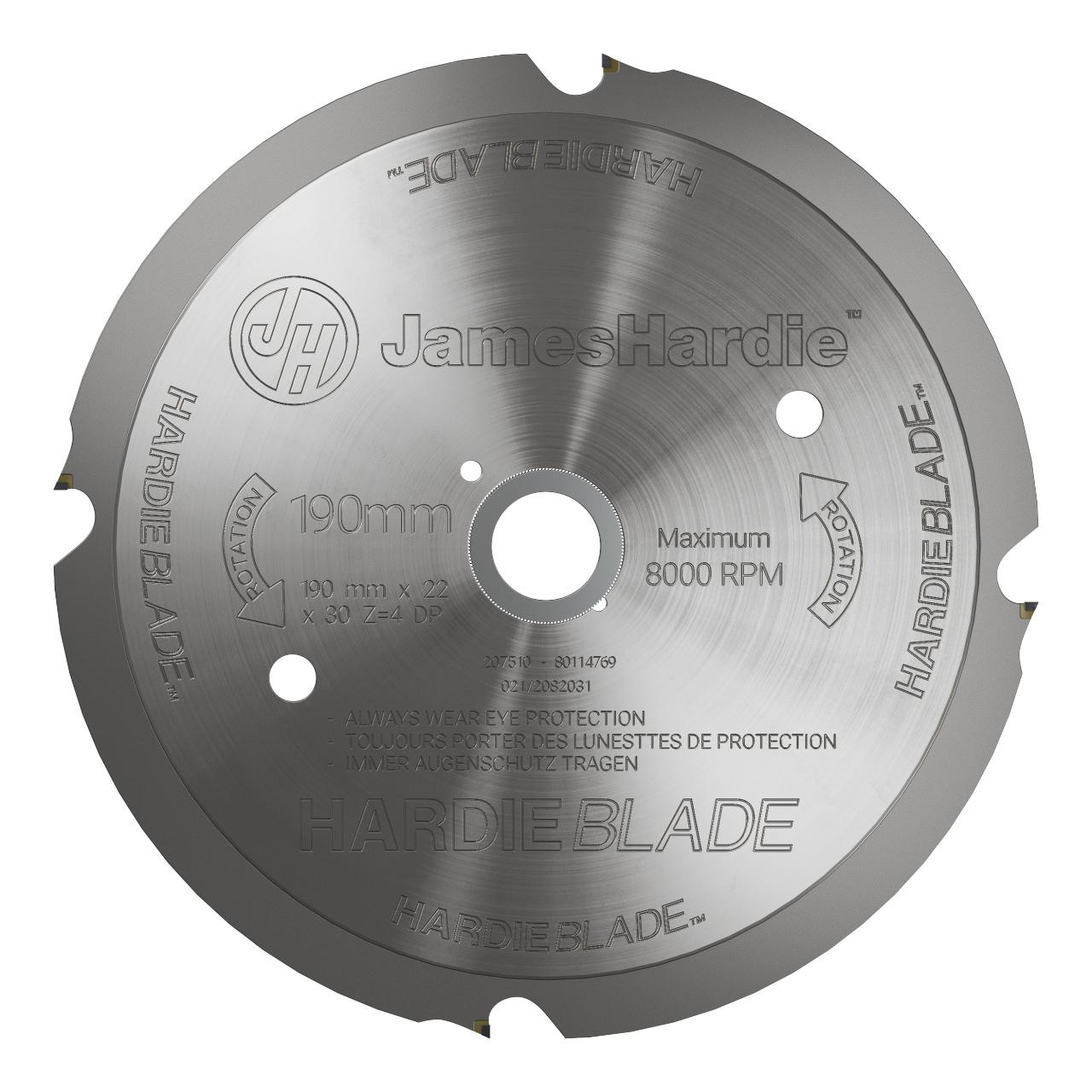 Lama per sega circolare HardieBlade™